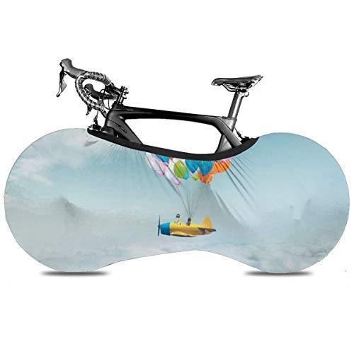 Lindsay Gosse Fahrradabdeckung Sommer (6) UV-Staub Sonne Motorradabdeckungen für Mountain Road Elektrofahrrad Dreirad