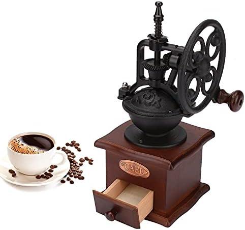 Top 10 Best wooden coffee grinder Reviews