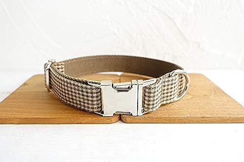 ahorra hasta un 80% Yshen Collar de Perro Cuello Doble con Etiqueta Etiqueta Etiqueta Personalizada para Perros Etiqueta para Perro Hecha a Mano Suministros para Mascotas Collar y Correa  tienda en linea