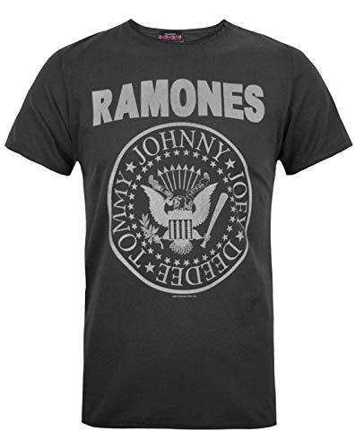 Uomo - Amplified Clothing - Ramones - T-Shirt (L)