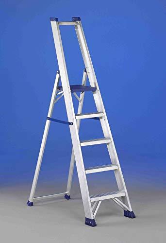 Svelt 6452400109 Escalera Regina Aluminio 6 Peldaños Reg 6