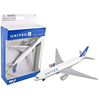 United Airlines 777 Airplane Toy Plane