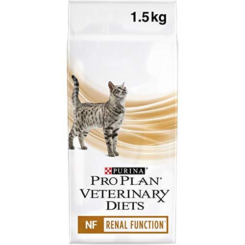 Purina Pro Plan PRO PLAN VETERINARY DIETS, Cibo per gatti secco per gatti con funzionalità renale felina, 1.5 kg