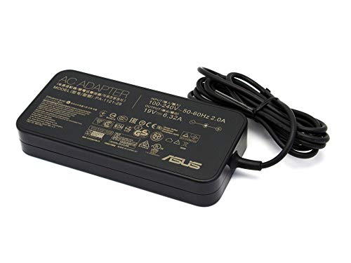 Netzteil 120Watt - Original 90XB03TN-MPW010 für Asus F570UD / K570UD / N501JW / N501VW / Pro Essential PU551JH / ROG G501JW, G501VW / TUF FX570UD / ULTRA DOCKING STATION-1A / VivoBook X560UD / X570UD / X570UD-1B / X570ZD / X570ZD-1B / ZenBook Flip 15 UX562FD, Flip UX561UD, Pro UX550VD, Pro UX550VE, UX501JW, UX501LW, UX501VW
