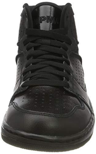 Nike Jordan Access, Zapatillas de básquetbol Hombre, Negro Negro, 41 EU