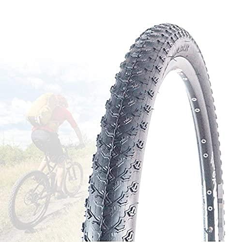 DIELUNY Neumáticos de la bicicleta, 27.5 29X1.95 Neumáticos plegables de la bici de montaña, 120TPI neumático de vacío, Antideslizante resistente al desgaste Accesorios de la bicicleta