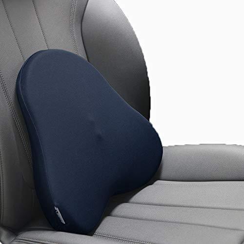 Lumbale steunkussen, ergonomisch ontwerp rugkussen voor lage rugpijn, orthopedische rugleuning voor bureaustoel, autostoel, rolstoel, universele versie voor alle autostoelen