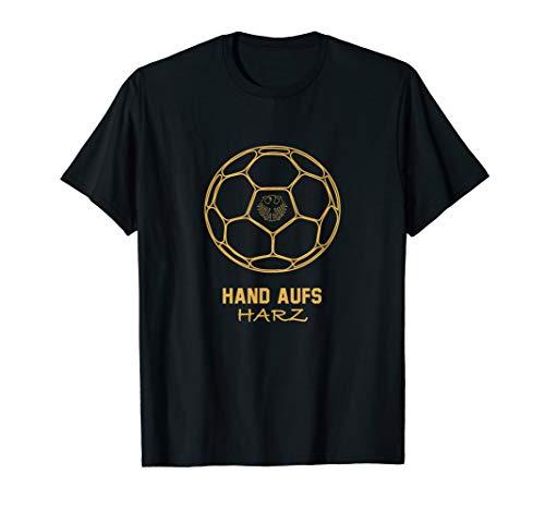 Hand aufs Harz Handball Team T-Shirt