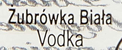 Zubrowka vodka (1 x 0.7 l) - 4