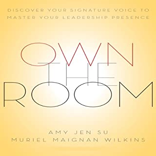 Own the Room audiobook cover art