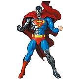MAFEX マフェックス No.164 CYBORG SUPERMAN サイボーグ スーパーマン (RETURN OF SUPERMAN) 全高約160mm 塗装済み アクションフィギュア