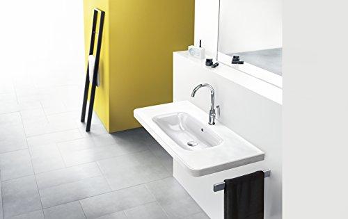 Hansgrohe – Einhebel-Waschbeckenarmatur, ohne Ablaufgarnitur, Chrom, Serie Logis 210 - 2