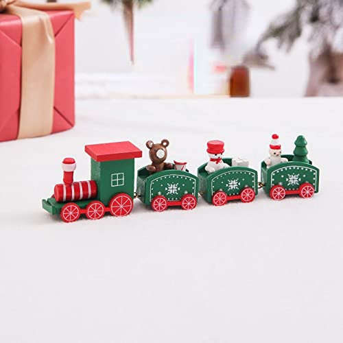 UKH Train, Christmas Ornaments, Ornaments, Toys, small Gifts for Children, Gifts for The Elderly, Gift Boxes, Christmas Clearance