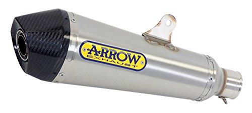 ARROW X-KONE Auspuff Honda CB125R 18- Edelstahl CB125R JC79