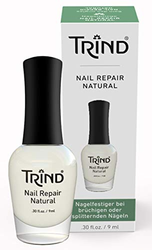 Trattamento Per Unghie Ristrutturante Trind Nail Repair Natural 9 Ml
