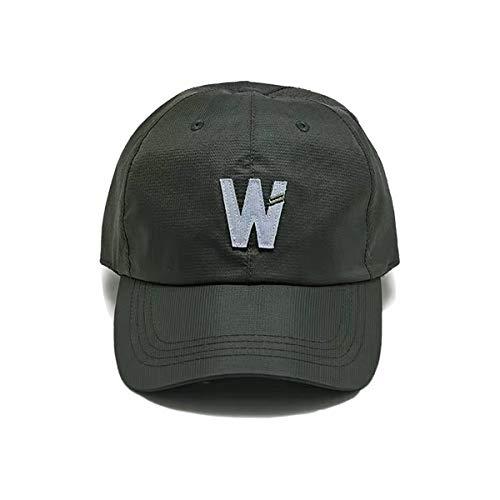 HH HOFNEN Quick Drying Baseball Cap Sun Hats Mesh Lightweight UV Protection for Outdoor Sports (#3 Army Green)