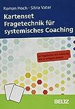 Kartenset Fragetechnik für systemisches Coaching: 90 Fragekarten mit Anleitung. Mit 56-seitigem Booklet