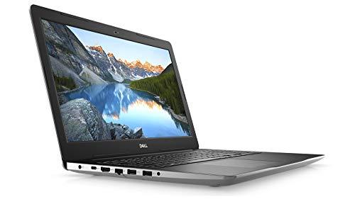 DELL Inspiron 3593 15.6-inch Laptop (10th Gen Core i5-1035G1/4GB/1TB + 256GB SSD/Window 10 + Microsoft Office/Integrated Graphics), Platinum Silver