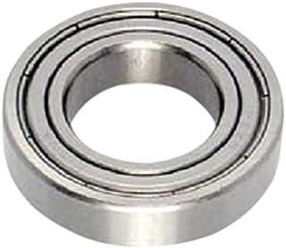 1.375 OD Peer Bearing 1621-2RS 1600 Series Radial Bearing 0.4375 Width 2 Buna N Contact Seals 0.5 ID