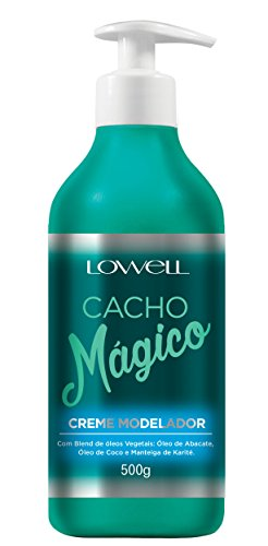 Magic Blow Lowell Creme Modeler Defines and Blocks Frizz