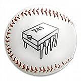 FFMMdogs Personalized Custom The Classic 741 Op Amp Chip Baseball