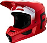 V1 Werd Helmet, Ece Flame Red