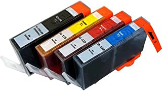 hp(ヒューレットパッカード) 互換インクカートリッジ HP178XL 4色セット 【ICチップ無?要取り付け】 Angelshopオリジナル