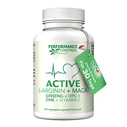 Performance Control ACTIVE Potenzmittel - 9