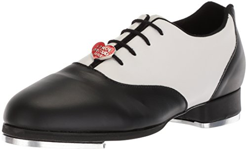 Bloch womens Chlo? and Maud Dance Shoe, Black/White, 8.5 US