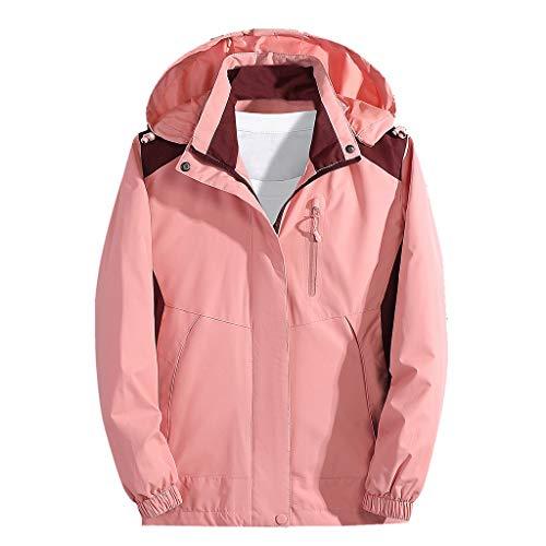 Hotopick vrouwelijke weerbestendige jas voor de herfst- en wintersport buitenshuis