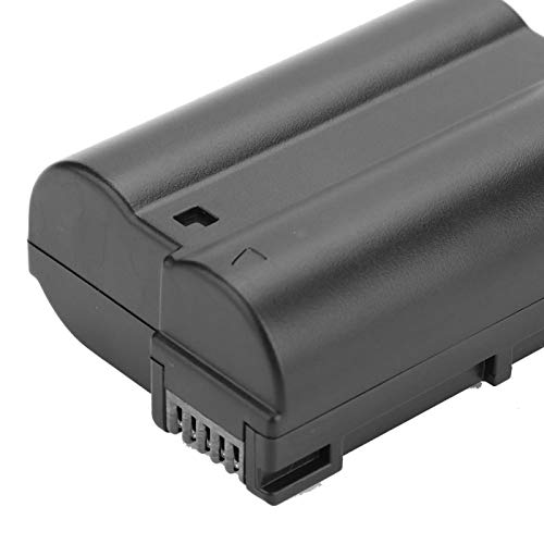 Jievazb Batería simulada del acoplador de CC EP-5B sin Necesidad de configuración, para Nikon D800 D810 D500 D600 D610