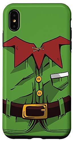 iPhone XS Max Happy Merry christmas advends Santa Claus Elf Case