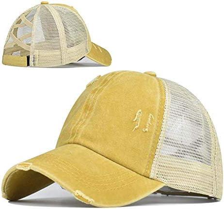 Top Hats for Women Baseball Caps Sale item Pon Trucker Mesh Finally resale start with Back