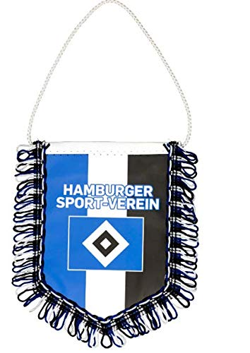 HSV Hamburger Sportverein Banner *** Autobanner *** 29728
