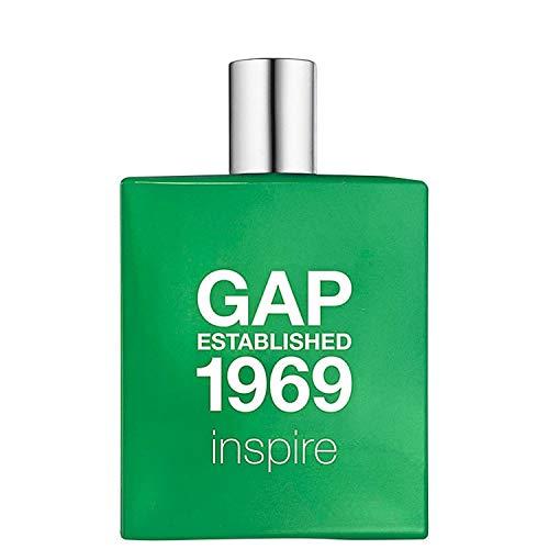 GAP 1969 M Inspire EDT Vapo 30 ml, 1er Pack (1 x 30 ml)