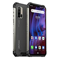 IP68/IP69K Protection Grade, MIL-STD-810G Certification with high precision inner structure design and high quality composite material back cover. ★Note★: After doing the waterproof test, please make sure the charging port is dry when charging the ph...