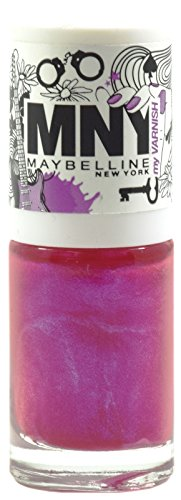 Maybelline New York MNY Nagellack shiny pink 261