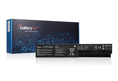 Batterytec® Batería para ASUS X401 A32-X401 A31-X401 A41-X401 A42-X401 X301 X501. [10.8V 4400mAh 12 Meses de garantía]
