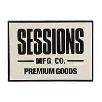 セッションズ(セッションズ) MFG ステッカー186023 BLK オンライン価格 (ブラック/FF/Men's)