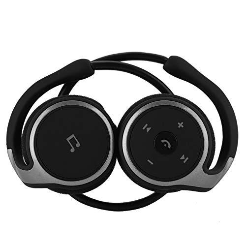 Sports Headphonet Auriculares deportivos inalámbricos Cómodo de llevar Bluetooth Portátil, para deportes, ocio y viajes(black)
