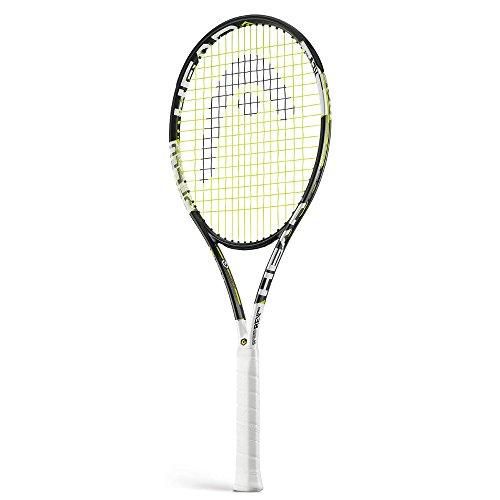 Head Graphene XT Speed Rev Pro - Raqueta de Tenis, Color Negro/Verde/Blanco, Talla U20