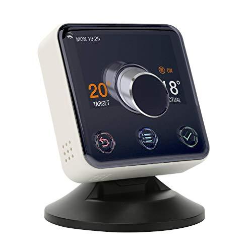 Holaca Stehender Heizungs-Thermostat für Hive-Thermostate, schwarz