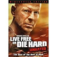 Live Free or Die Hard - 2 Disc Widescreen Unrated Edition (Exclusive Steel Book Packaging, Digitial Copy of Film and