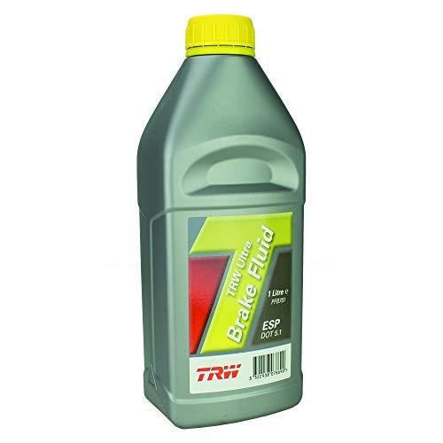 TRW Pfb701 liquide de frein Dot 5.1 ESP, 1 litre