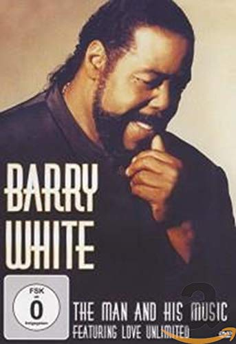 Barry White - The Man And His Music - Live