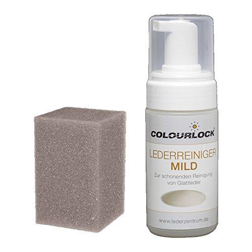 COLOURLOCK Glattleder Reiniger mild 125 ml in Schaumspenderflasche