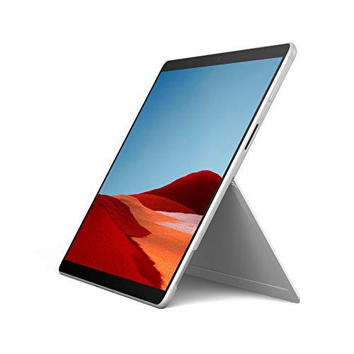Microsoft Surface Pro X, 13 Zoll 2-in-1 Tablet (Microsoft SQ2, 16GB RAM, 256GB SSD, Win 10 Home) Platin