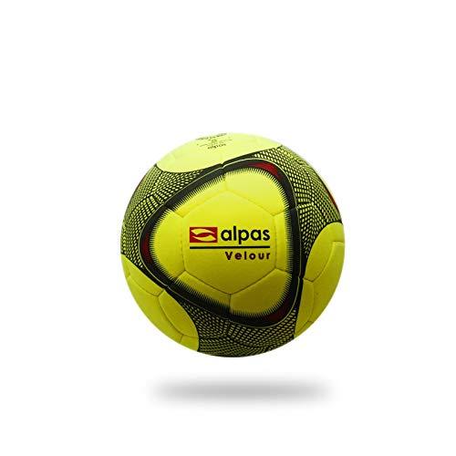 Alpas Indoor Velour Hallenball/Hallenfußball/Indoorfußball in Gr. 4 oder 5, Größe: Größe 4