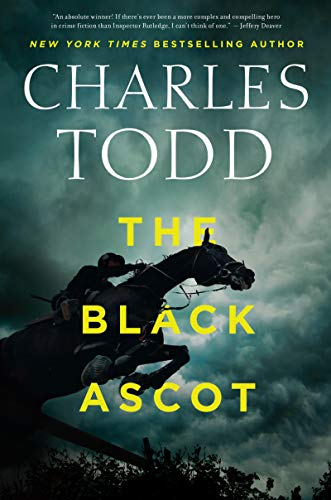 Image of The Black Ascot (Inspector Ian Rutledge Mysteries, 21)