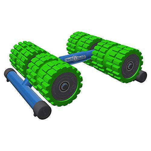 BigBackBaller Extra Wide Muscle Roller for Deep Pain Relief Ideal For Runner Cyclist Footballer Athlete